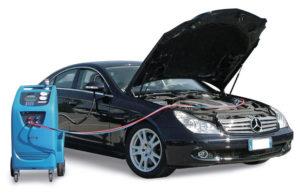 Co zrobić, gdy mechanik stwierdzi zatarty kompresor klimatyzacji?